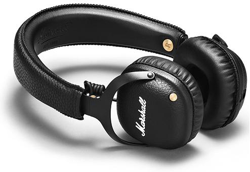 Наушники накладные Marshall MID Bluetooth черные