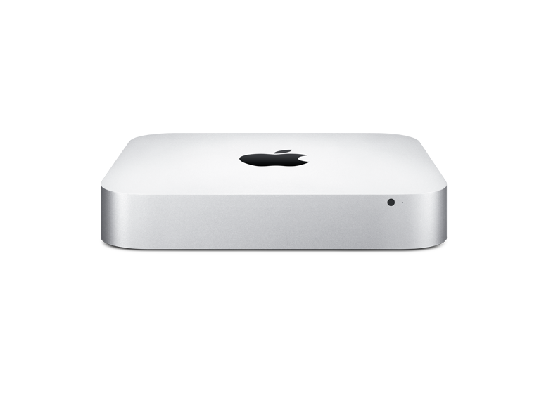 Системный блок Mac mini MGEQ2RU/A 2.8Ghz/8Gb/1Tb 2014г