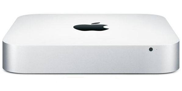 Системный блок Apple Mac mini MGEM2RU/A 1.4GHz/4GB/500GB/Intel HD Graphics 4000