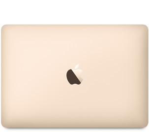 "Ноутбук Apple MacBook 12"" Retina 8х512 (MK4N2RU/A) (золотистый)"