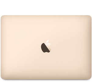 "Apple MacBook MLHF2 12"" Retina 8x512 Gold"