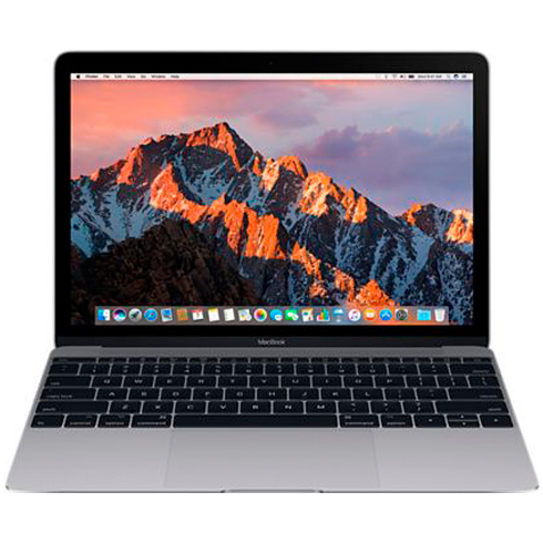 "Ноутбук Apple MacBook 12"" 8x512 серый космос MNYG2 2017"