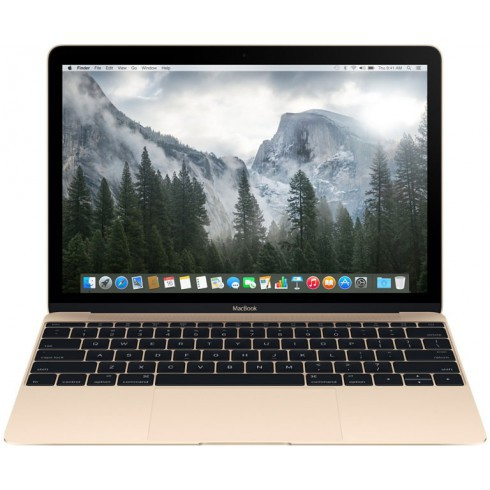 Ноутбук Apple MacBook 12 Core i5 1.3Ghz/8/512SSD Gold (MRQP2) 2018