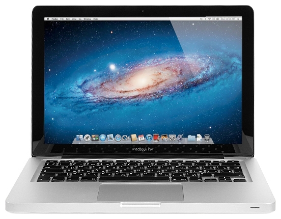 "Apple MacBook Pro 13.3"" Mid 2012 MD101RU/A (Core i5 2.5 4x500 DVD-RW)"