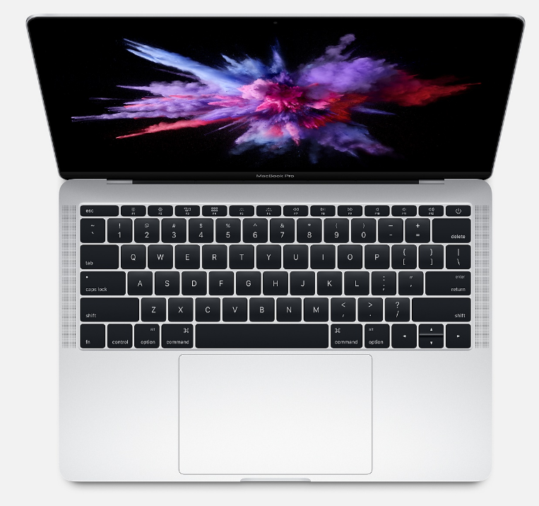 "Apple MacBook Pro 13"" MLUQ2 без Touch Bar (Core i5 2.0 8x256, Intel Iris 540) (серебристый)"