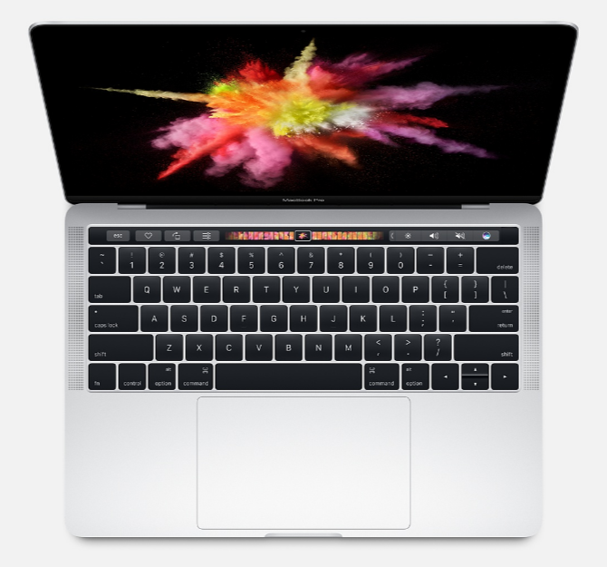 "Apple MacBook Pro 13"" MLUQ2 с Touch Bar (Core i5 2.9, 8x256, Intel Iris 550) (серебристый)"