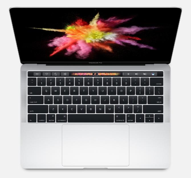"Apple MacBook Pro 13"" MLVP2 с Touch Bar (Core i5 2.9, 8x256, Intel Iris 550) (серебристый)"