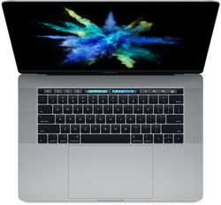 Apple MacBook Pro 15 дюймов MPTR, «серый космос» (core i7 2.8/16/256)