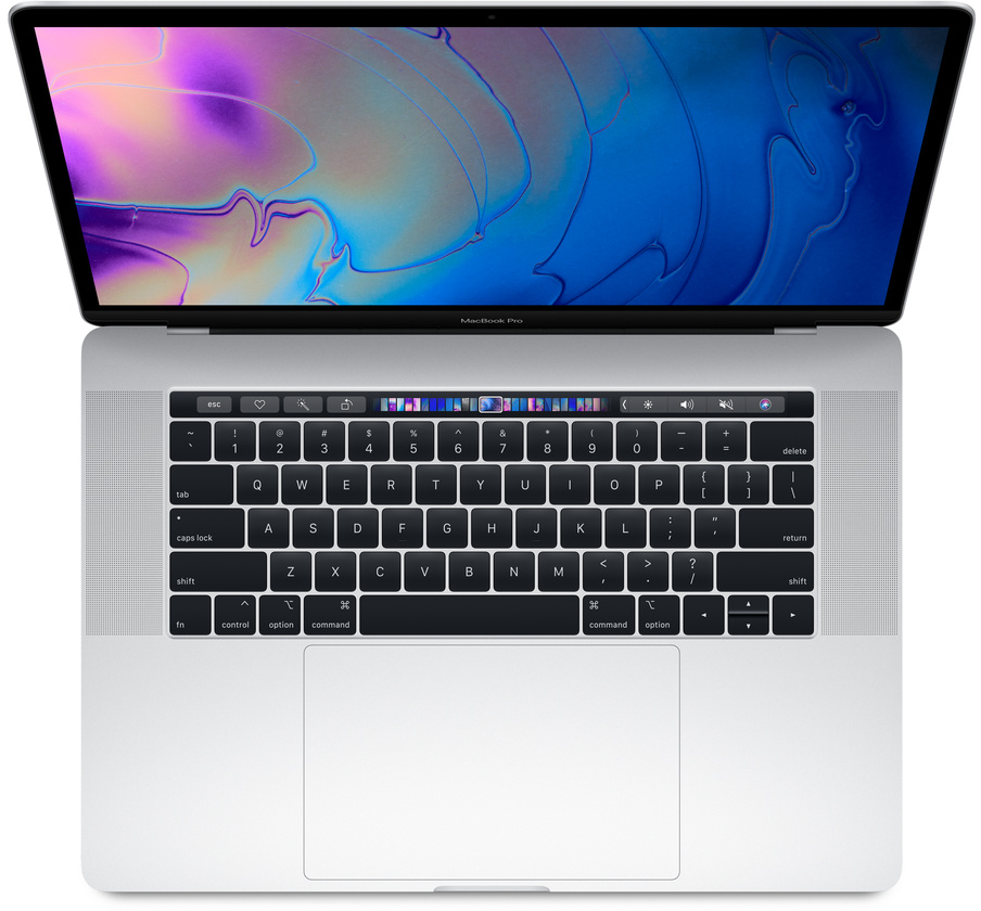 "Apple MacBook Pro 15"" серебристый MR972 (i7 2.6/16/512) 2018"