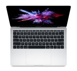 Apple MacBook Pro 13 дюймов MPXR2 серебристый core i5 2.3/8/128 (5PXR2) 2017 как новый