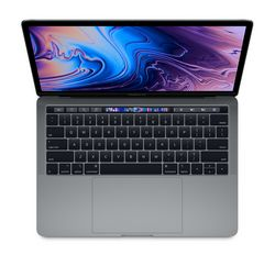 Apple MacBook Pro 13 дюймов MQ002, серый космос (core i7 3.5/16/1000) (2018)