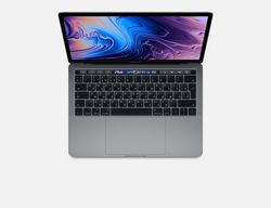 Apple MacBook Pro 13 дюймов Z0V8000LX, серый космос (core i7 2,9/16/1000) (2018)
