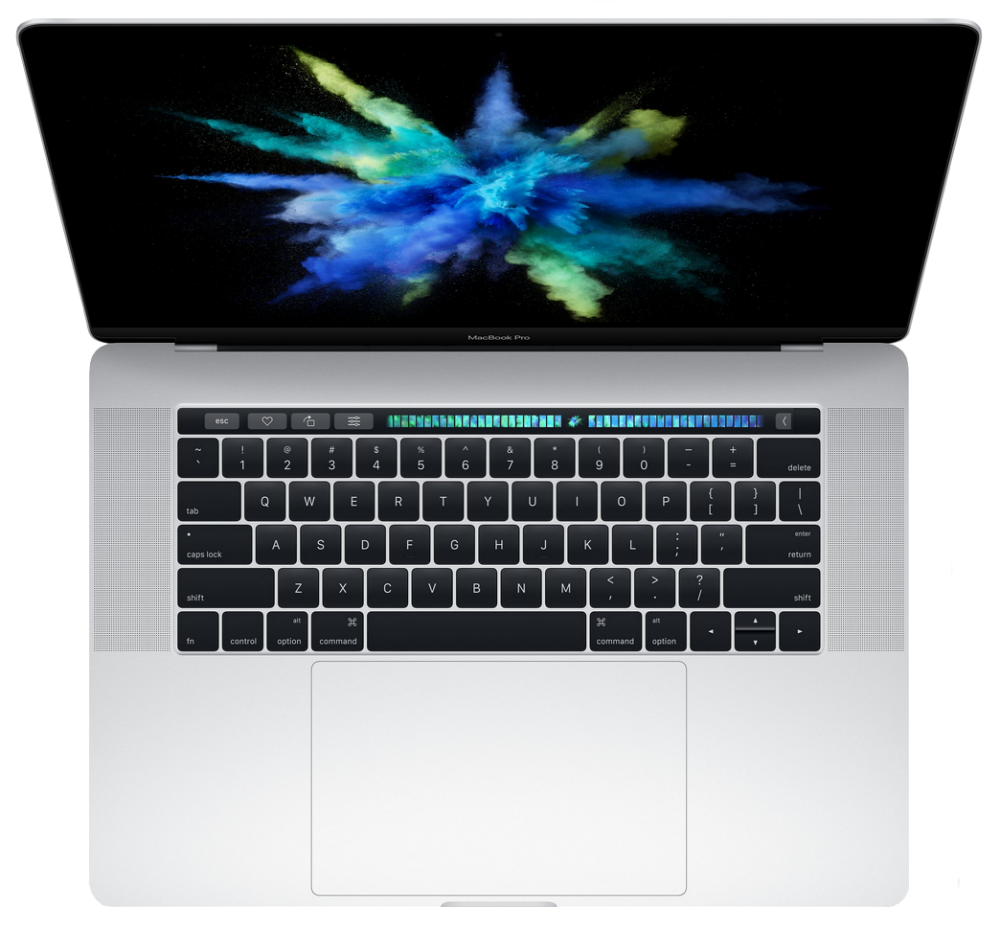 "Apple MacBook Pro 15"" серебристый MPTX2 (i7 3,1/16/1000) 2017"
