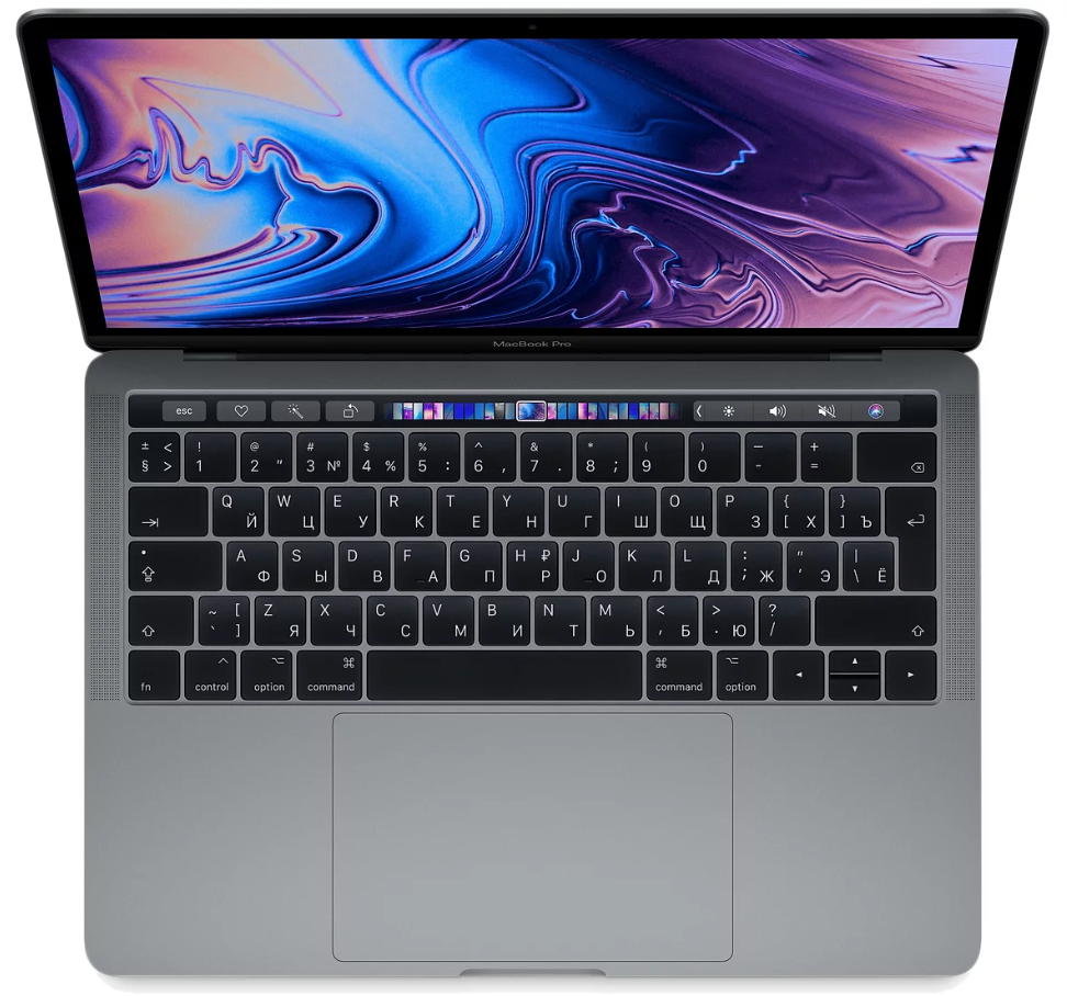 "Apple MacBook Pro 13"" серый космос MV972 (i5 2.4/8/512) 2019"