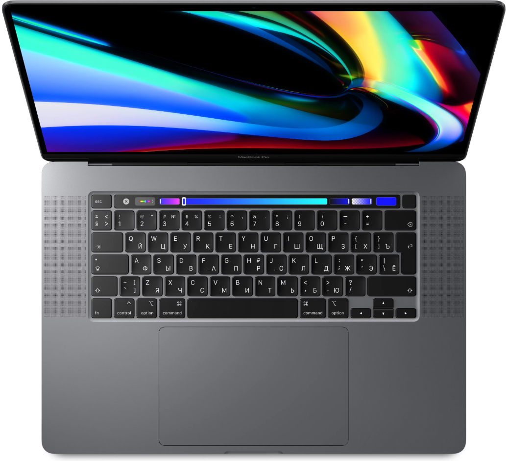 "Apple MacBook Pro 16"" серый космос MVVJ2 (i7 2.6/16/512) 2019"