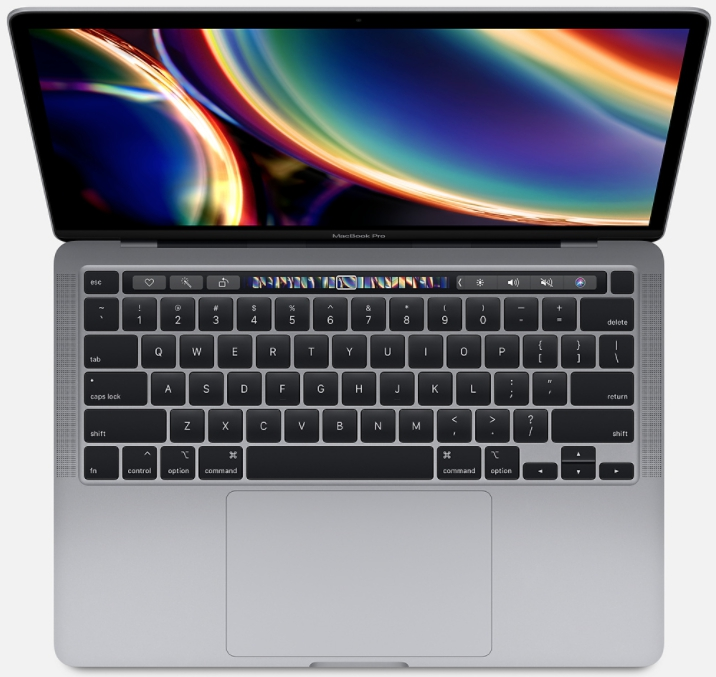 "Apple MacBook Pro 13"" серый космос Z0Y6000YZ (i7 2.3/32/4000) 2020"