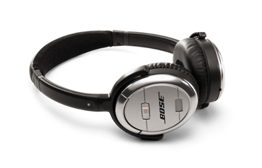 Наушники Bose QuietComfort 3 (QC3) с технологией Acoustic Noise Cancelling