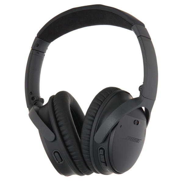 Наушники Bose QuietComfort 35 II Wireless Headphones, Black