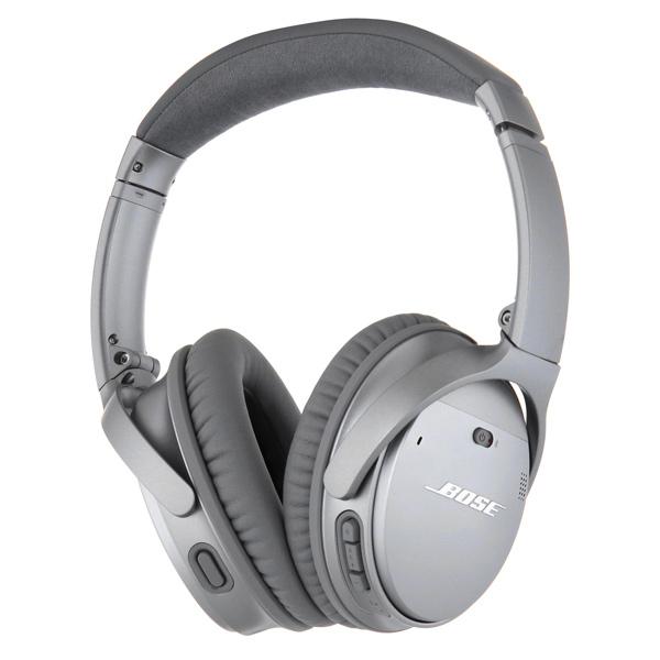 Наушники Bose QuietComfort 35 II Wireless Headphones, Silver