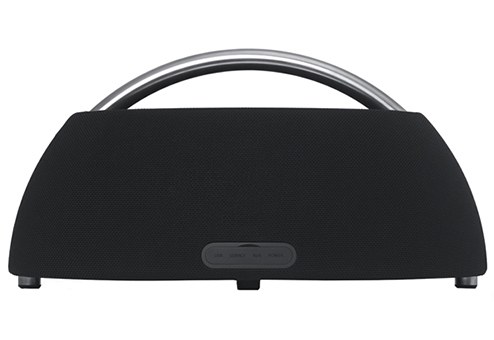 Акустика Harman Kardon Go + Play Mini черная