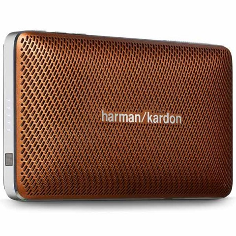 Беспроводная акустика Harman/Kardon Esquire Mini Brown (HKESQUIREMINIBRNEU) коричнивая