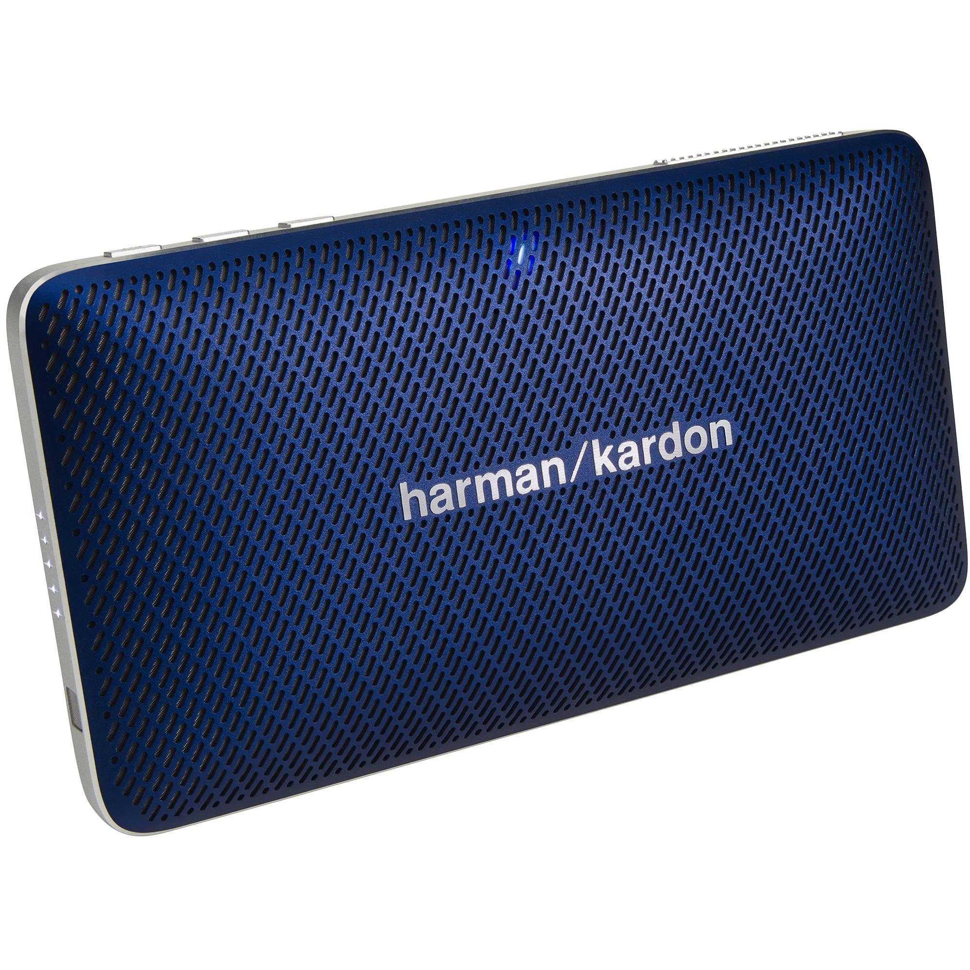 Портативная акустика Harman/Kardon Esquire Mini Blue (HKESQUIREMINIBLUE) синий