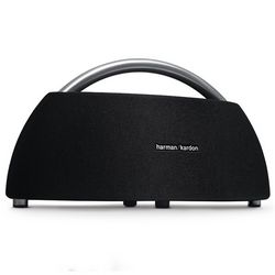 Беспроводная акустика Harman/Kardon Go + Play Mini Black (HKGOPLAYMINIBLKEU)