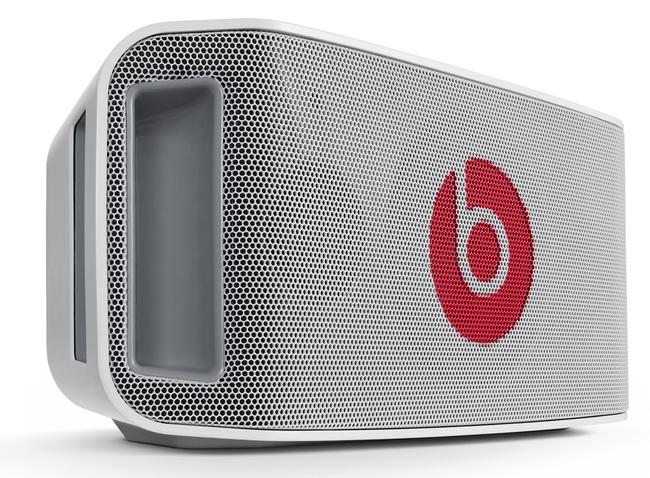 Портативная акустическая система Monster Beats by Dr. Dre Beatbox Portable white