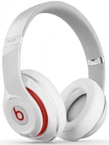 Наушники-гарнитура Beats by Dr.Dre Studio 2.0 White белые model B0500