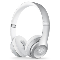 Наушники Bluetooth Beats Solo 2 Wireless Silver