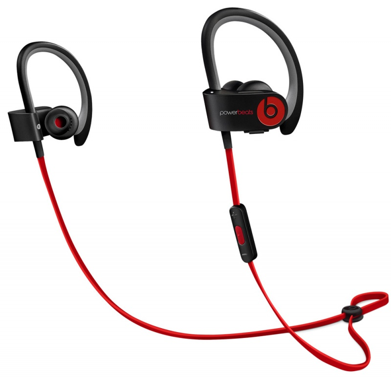 Наушники беспроводные Beats Powerbeats2 Wireless (черные)