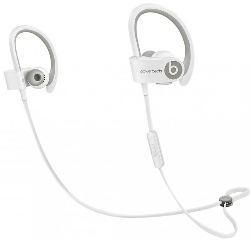 Наушники беспроводные Beats Powerbeats2 Wireless (белые)
