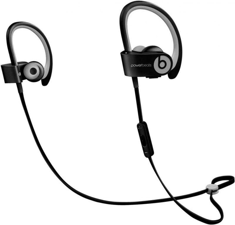 Наушники Beats Powerbeats2 Wireless Sport (черные)
