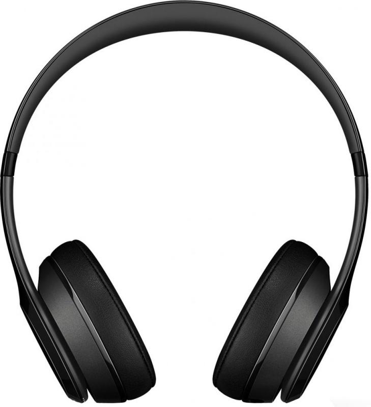 Наушники беспроводные Beats Solo2 Wireless (черные) (MHNG2ZM/A)