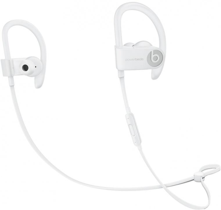 Наушники-вкладыши Beats Powerbeats3 Wireless белые (ML8W2ZE/A)