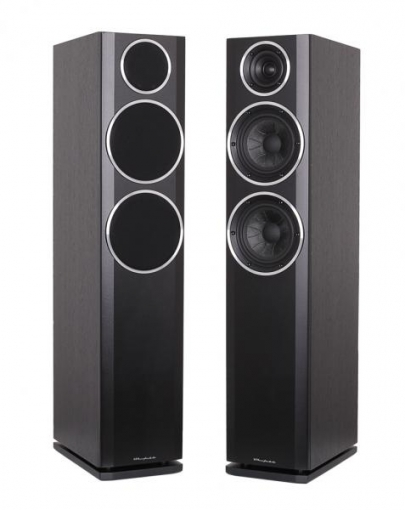 АС Wharfedale Diamond 155, blackwood