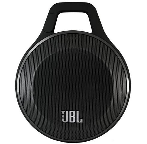 Беспроводная акустика JBL Clip Black (JBLCLIPBLKEU)