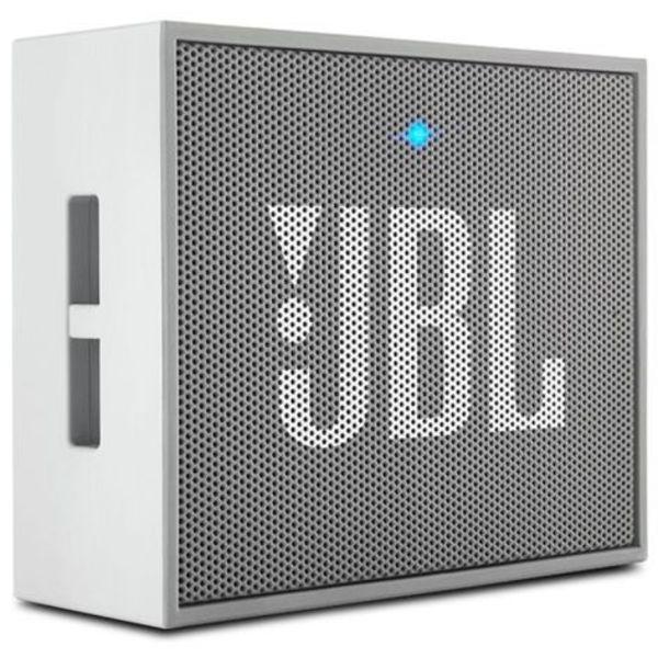 Беспроводная акустика JBL GO Gray (JBLGOGR) серая
