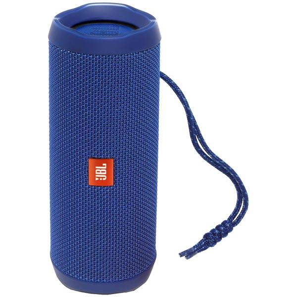 Беспроводная акустика JBL Flip 4 Blue (JBLFLIP4BLU)