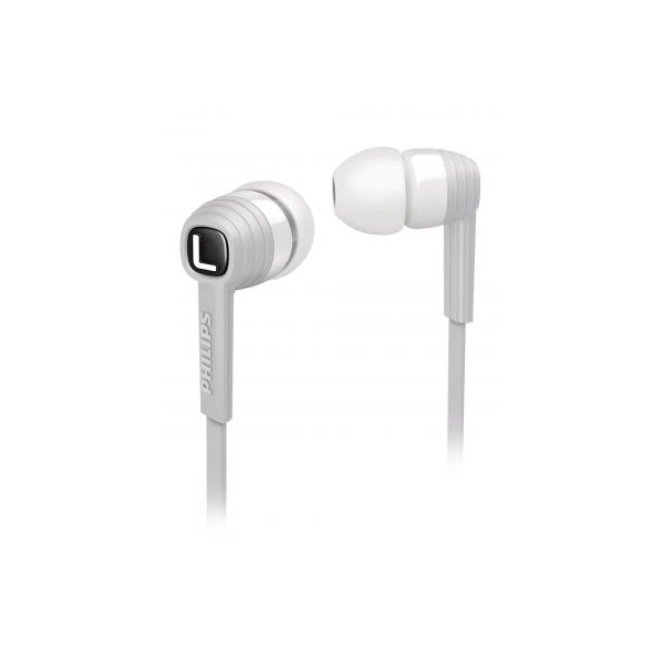 Наушники Philips White CitiSCape (SHE7050WT)