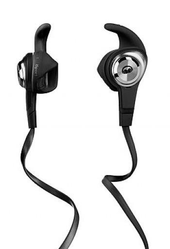 Наушники Monster Cable ISport Strive (черный)