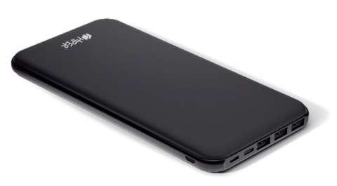 Портативное зарядное устройство (внешний аккумулятор) HIPER Power Bank PSX20000 (черный)