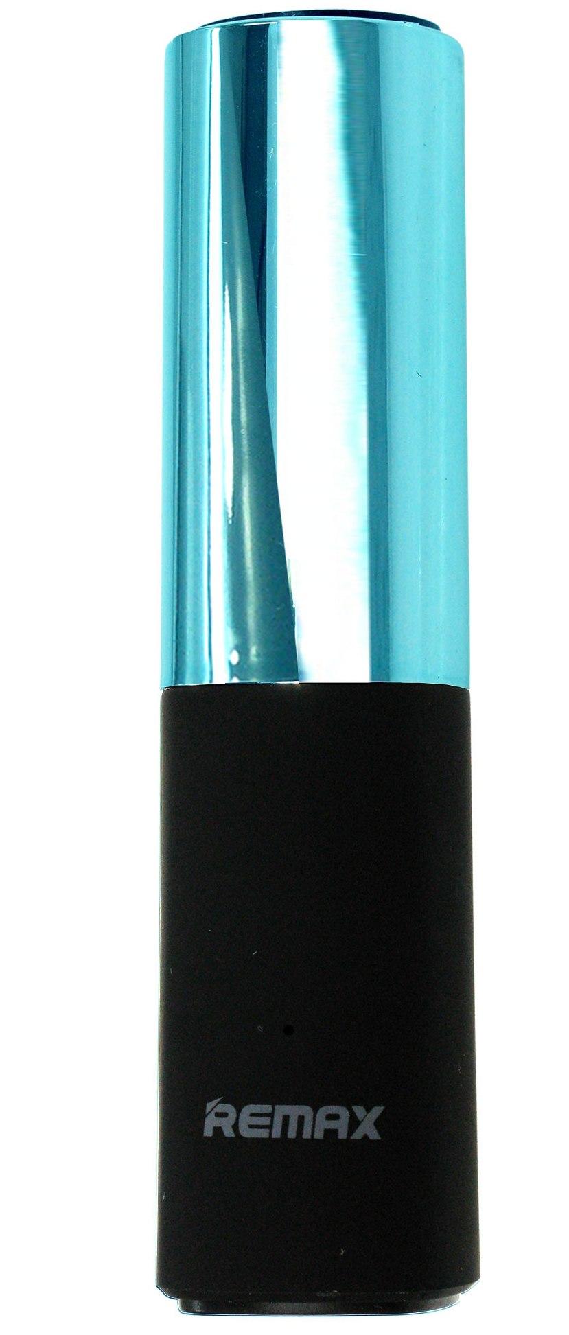 Портативное зарядное устройство Remax Lipmax 2400 мАч (голубой)
