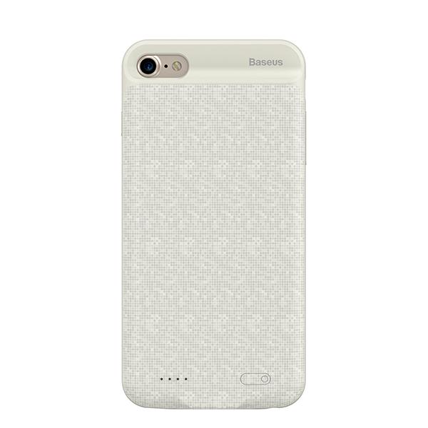Чехол-аккумулятор Baseus Power Bank Case для iPhone 7/8 (белый)