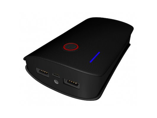 Портативный зарядное устройство iconBIT FTB6000SF (черный)