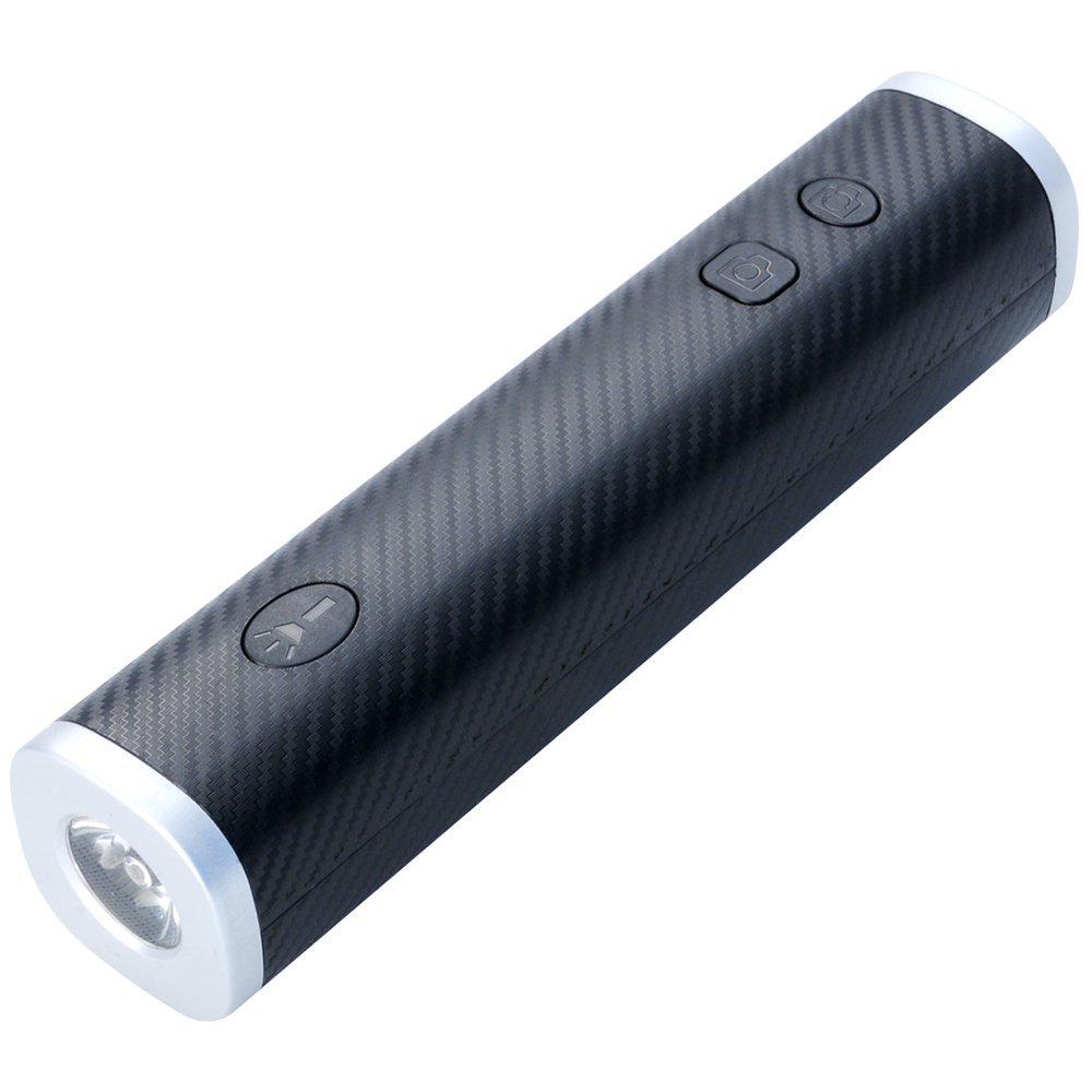 Портативное зарядное устройство с функцией монопода iconBIT FTB4000MP (черный)