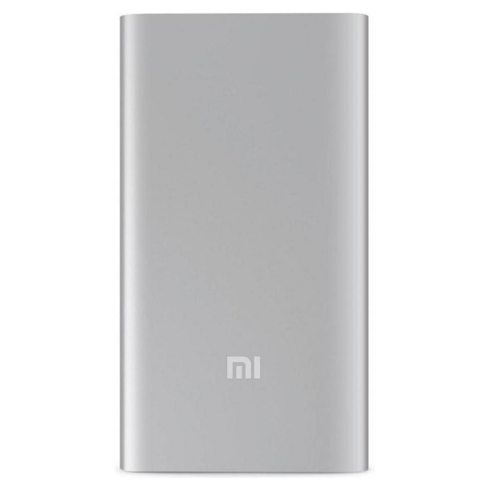 Портативное зарядное Xiaomi Mi Power Bank ver.2 PLM10ZM 5000mah (белый)