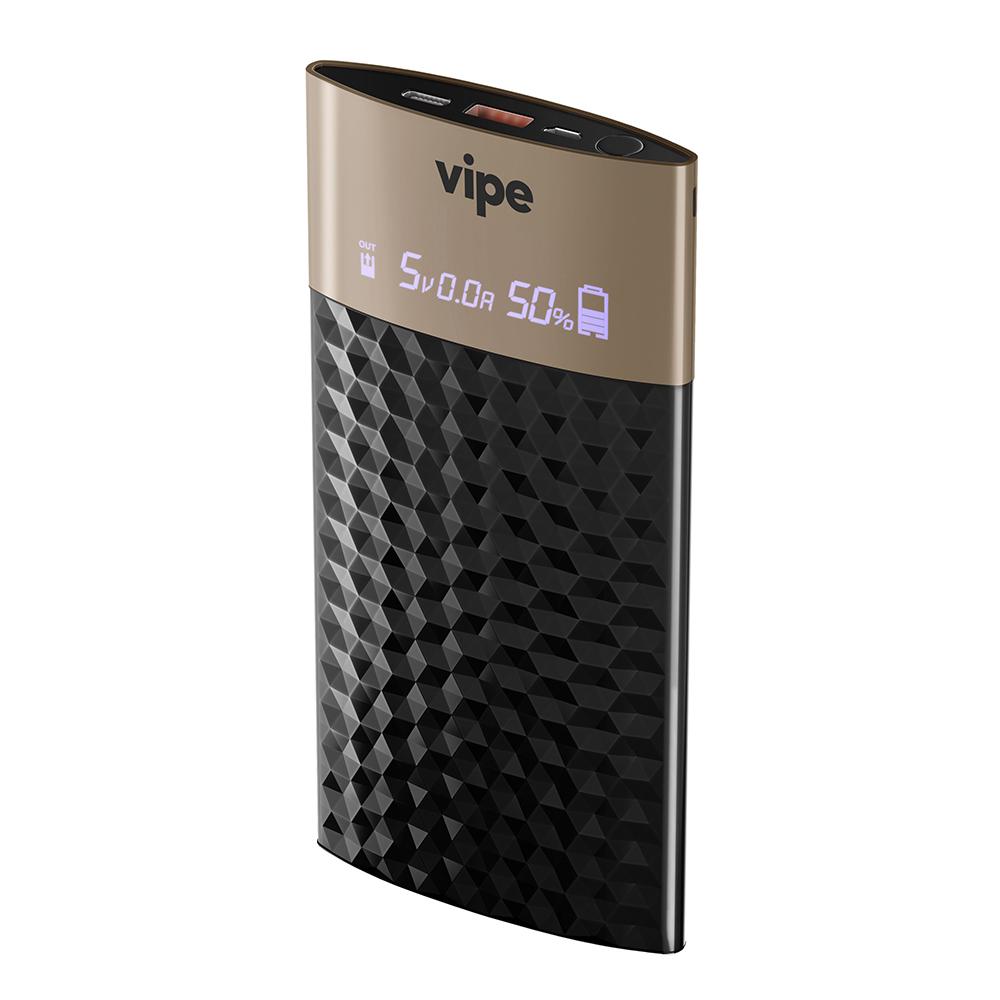 Портативное зарядное устройство Vipe feniks 10000 мАч (черный)