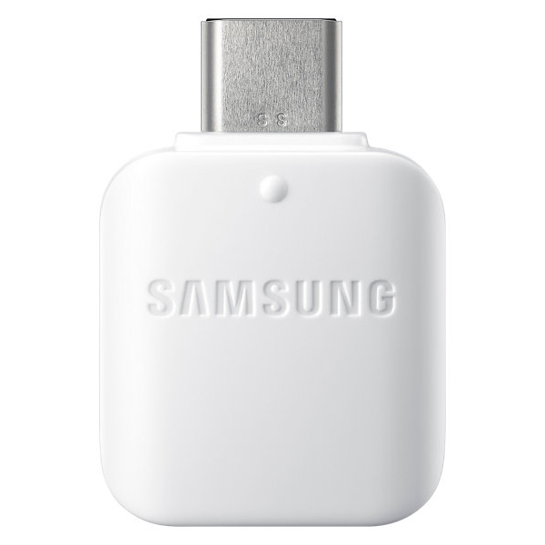 Адаптер Samsung EE-UN930BW USB-C To A (белый)