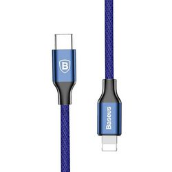 Кабель Baseus Yiven Series Type-C to IP Cable 1m CATLYW-A03 (синий)